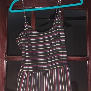 tank style long pant romper. Target -wIld fable